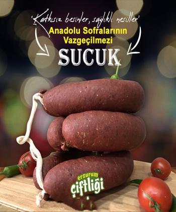 Erzurum Sucuğu