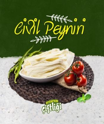 Civil (çeçil) Peynir